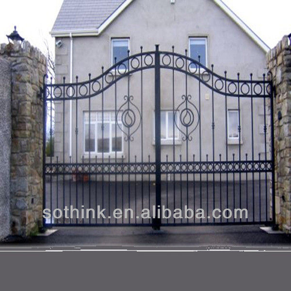 Custom Main Gate Design Home