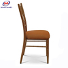 Stackable Commercial Furniture Used Types Of Wedding Chairs XYM-ZJ136-1