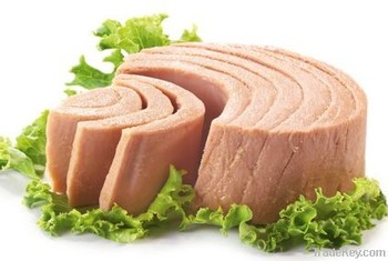 Canned Solid Tongol White Meat Tuna In Sunflower Oil Made In China ...