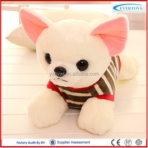 wholesale plush dog chihuahua toys for kids