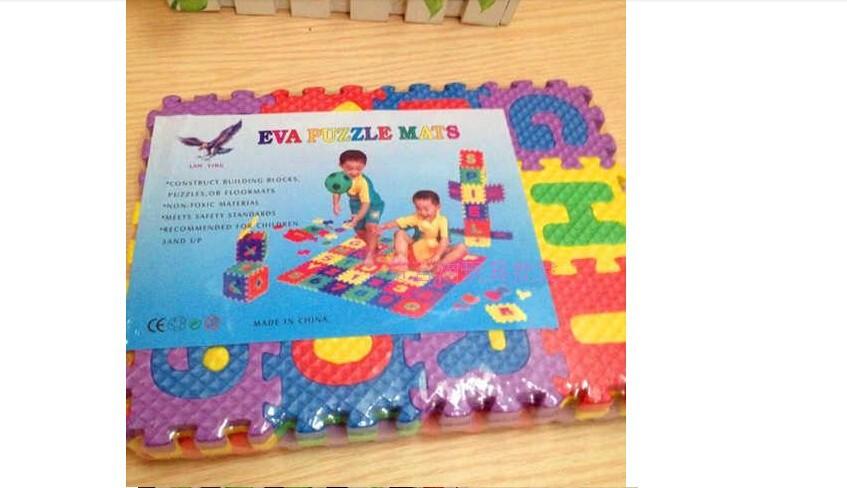 Best Wholesale 36x Abc Alphabet Puzzle Interlocking Eva