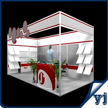 Modular Exhibition Stand Price : Oem china manufacutrer standard modular trade show display