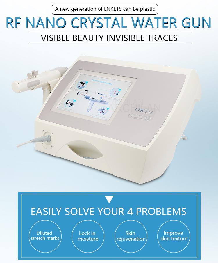 Portable Free Mini No Needle Free Mesotherapy