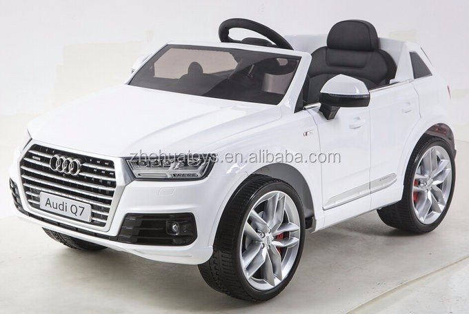 New Design Audi Q Licensed Ride On SUV Car Baby Ride On Toy - Audi suv cars