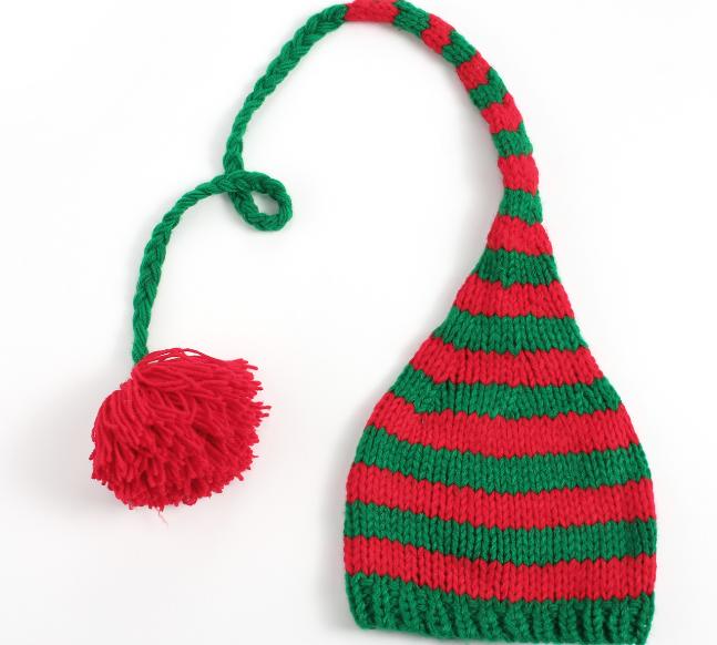 Free Knitting Patterns Cute Baby Crochet Handmade Girl Winter Hats ...