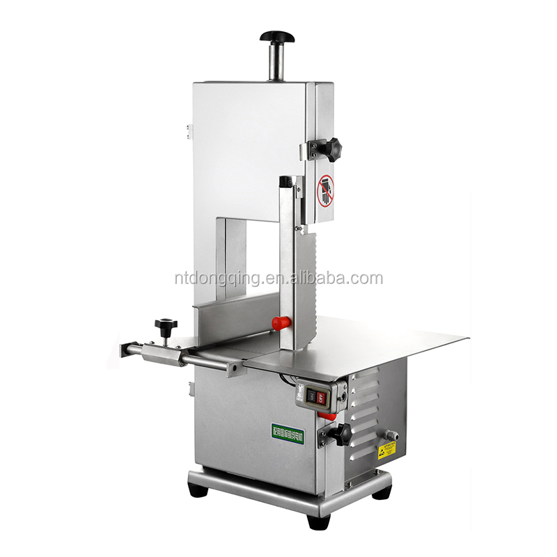Electric Frozen Meat Cutting Butcher Machine