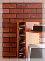 Canfor Brick Wall Panel