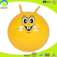 PVC anti-burst anti-slippery bouncing ball