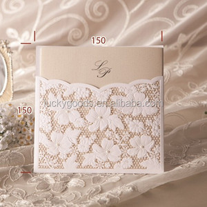 white cheap wedding invitations card wholesale