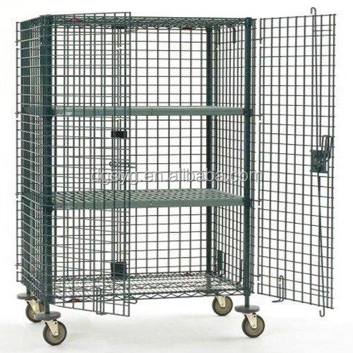 67445a52d9d Mobile Heavy Duty Wire Security Cabinet - Buy Heavy Duty Drawer ...