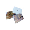 handmade paper post card printing