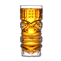 Originality Design tiki glass cup juice glasses tiki mug