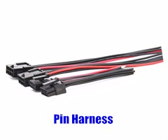 custom male to female molex 6 pin connector wire harness for custom male to female molex 6 pin connector wire harness for electrical appliances