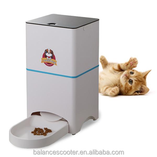 Dispensador de comida para perros accesorios para mascotas for Dispensador de comida para perros