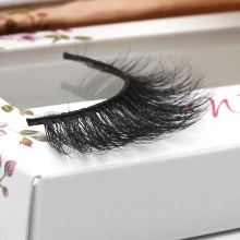 3D Mink Eyelashes and Private Label Mink Lashes