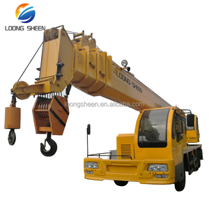 Directly factory cheap mobile crane 25 ton truck crane