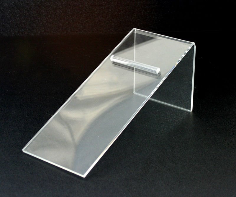 Acrylic Single Shoe Display Holder,Stand,Shelf