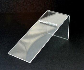 Acrylic Single Shoe Display Holder Stand Shelf Buy Shoe