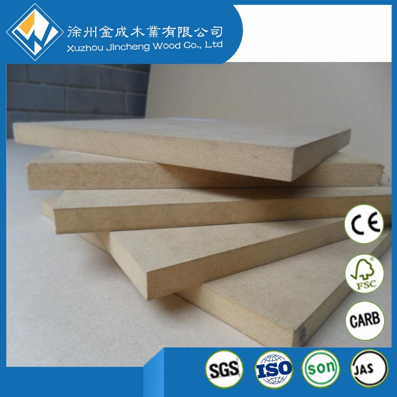 High quality custom fire proof mdf board