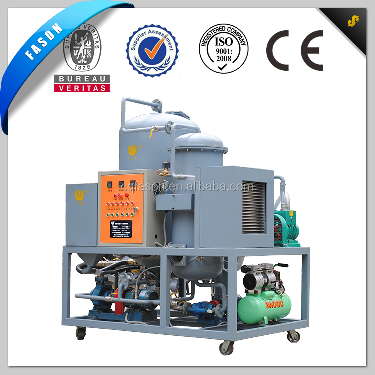 Removing Bad Smell waste insulation oil purifier