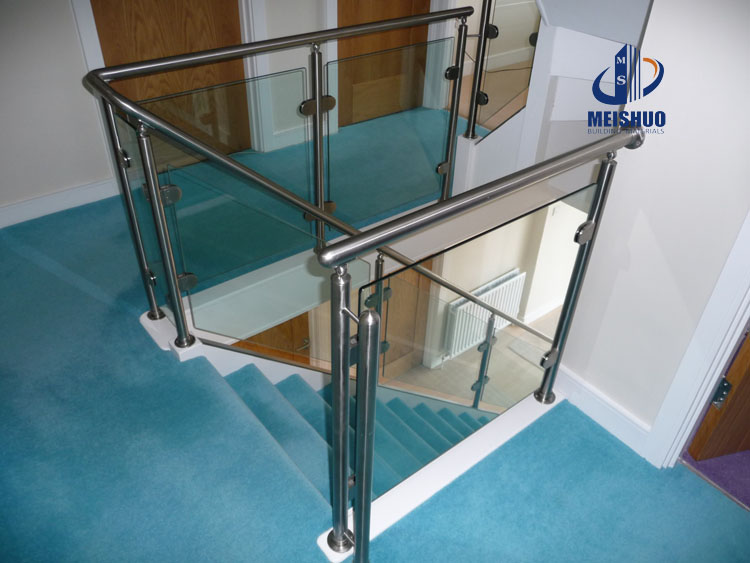 Stair Railing Types, Stair Railing Types Suppliers and Manufacturers ...