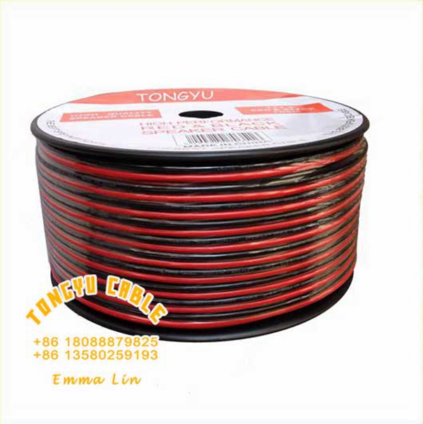 audio video cable high end speaker cable red black speaker wire