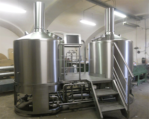 Micro Beer Brewing Machine 1000L Brewery Equipment