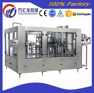 high efficiency Excellent Quality Automatic 3-in-1 Mineral Water Plant Cost /Water Filling Machine/Line