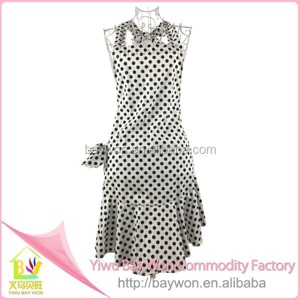 Hot Sale Cheap Wholesale Design Cotton Kitchen Aprons / Cooking ...