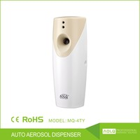 2015 Automatic Spray Type And Wall Mounted Installation Bathroom Perfume Dispenser with 300ml freshener