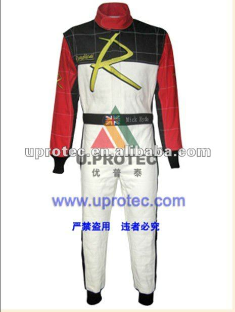 Professional Car Racing suit