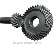 OEM & ODM gleason spiral bevel gear with Steel factory from CN