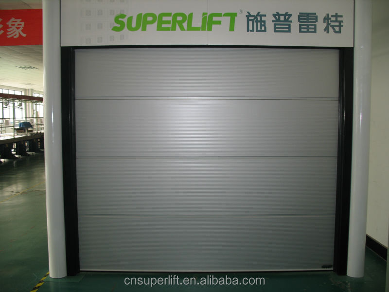 Automatic Gate Insulated Cheap Wood Garage Door Panels Sale