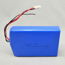 <span class=keywords><strong>Hohe</strong></span> <span class=keywords><strong>Kapazität</strong></span> Lipo Batterie 7,4 V 10000mAh