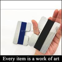 (Td-CF70)2016 manufacture Christmas gift slim credit card holder carbon fiber front pocket wallet