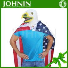 football fans use hot selling cheap price custom design american cape flag cheap custom flags