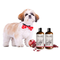 wholesale Private Label Organic bulk Pet Grooming Dog Shampoo