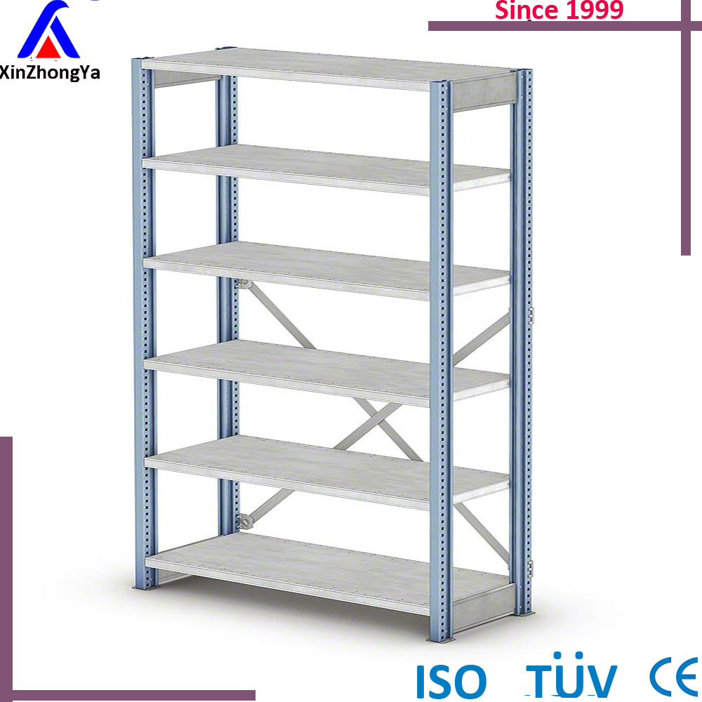 Industry Warehouse Steel Storage Rack Systems Display Stacking ...