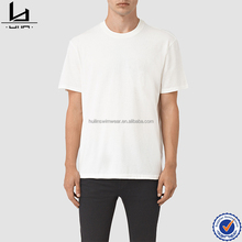 Oem factory wholesale mens crew neck dropped shoulder oversized tee shirt
