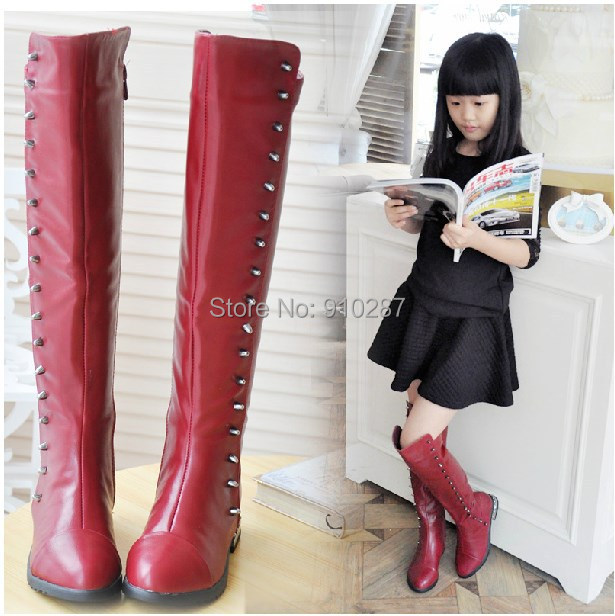 Kids Over The Knee Boots Bsrjc Boots