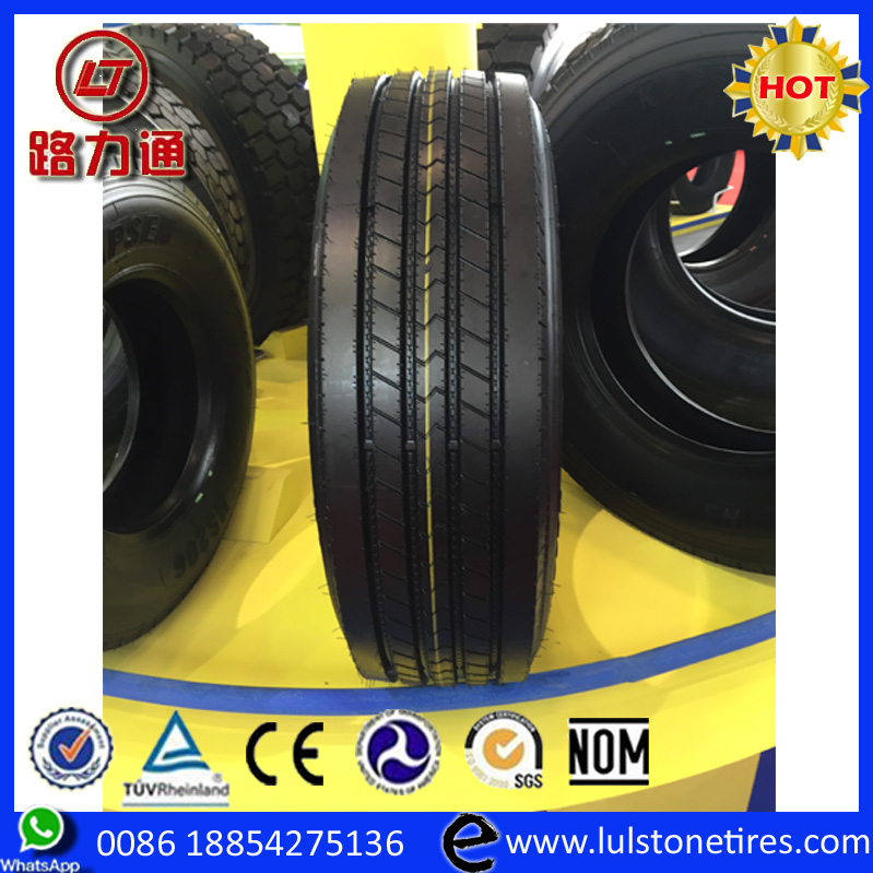 Chinese DOT GCC ECE E-MARK Approved Truck Tire 295 75 r 22.5