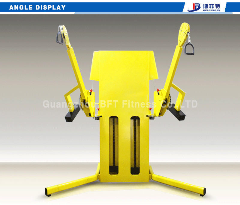 BFT-1015 Fitness Gym Dual Cable Cross,Free Motion