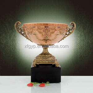 Great Quality Beautiful Big Metal Cup Trophy