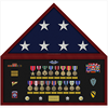 white shadow box frames wholesale deep box picture frames military awards box frames for medals