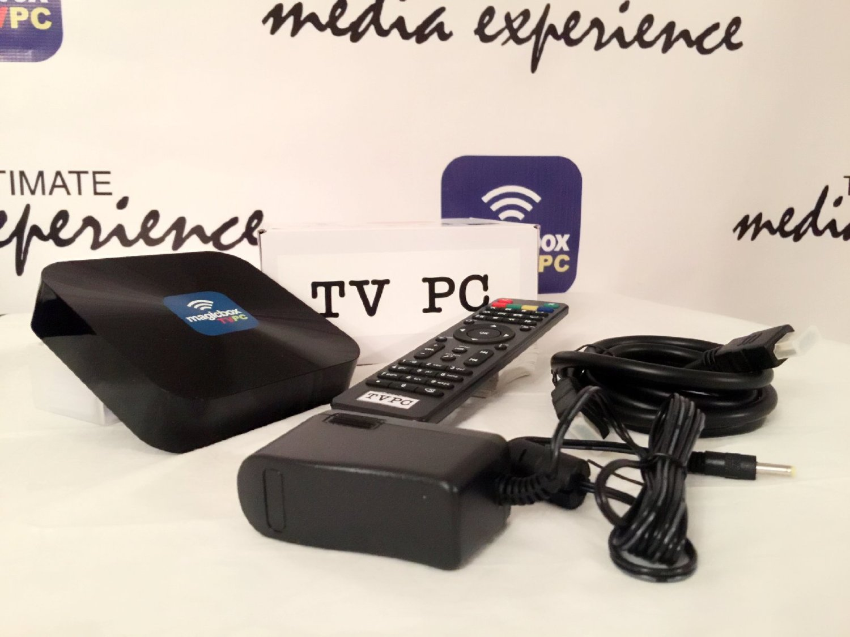 Android TV Box – Fully Loaded Kodi/XBMC – Fully Unlocked – Smart TV Box - Streaming Media Player - Quad Core – 1GB RAM 8GB ROM - IPTV- Free Movies - Free TV - Free Live Sports - Free Shows –