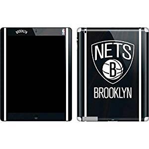 NBA Brooklyn Nets iPad 2 Skin - Brooklyn Nets Jersey Vinyl Decal Skin For Your iPad 2