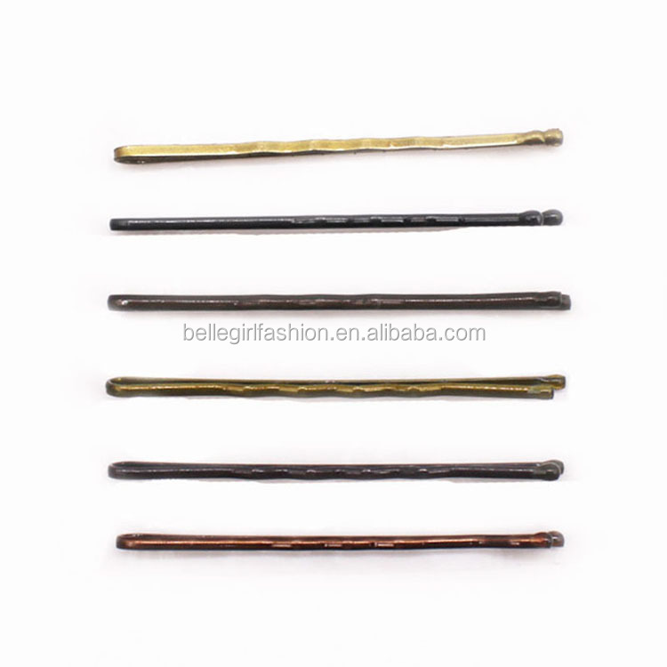 fashion colors bobby hair pins manufacture