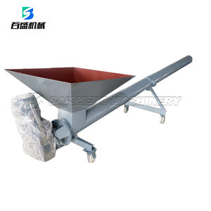 Hopper Flour Mill Powder Screw Conveyor/flour screw feeder Price