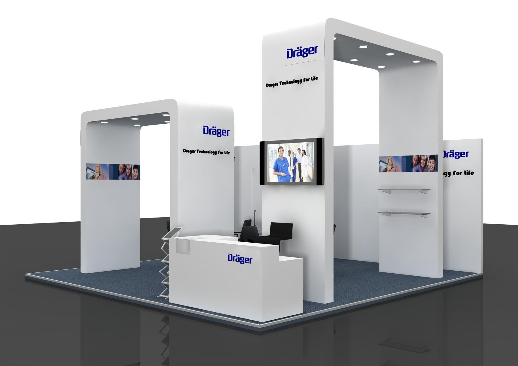 Exhibition Stand Synonym : Image gallery exhibition booths