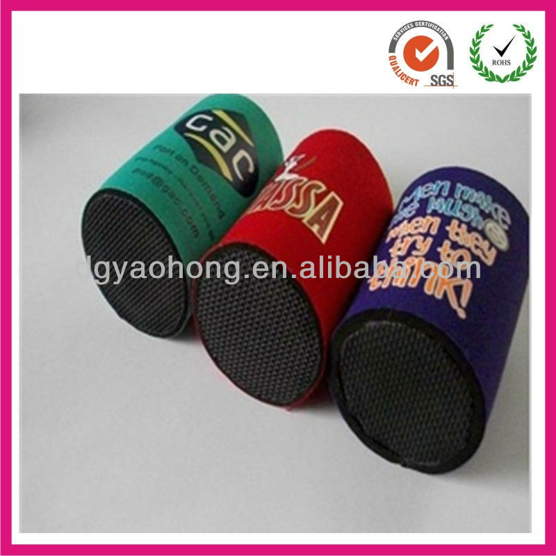 Budget collapsible neoprene can holder (factory)